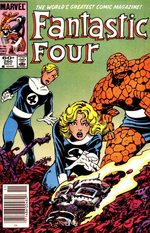 Fantastic Four 260