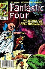 Fantastic Four 261