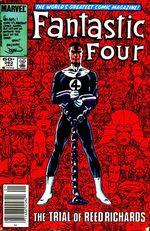 Fantastic Four 262