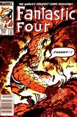 Fantastic Four 263