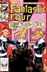 Fantastic Four 265