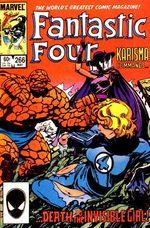 Fantastic Four 266