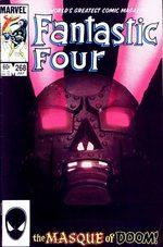 Fantastic Four 268