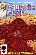Fantastic Four 269