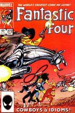Fantastic Four 272
