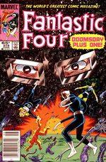 Fantastic Four 279