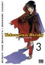 Tetsuwan Birdy 3 Manga