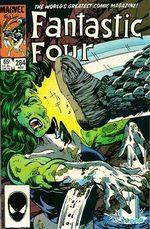 Fantastic Four 284