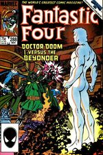 Fantastic Four 288