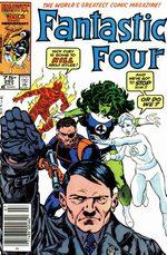 Fantastic Four 292
