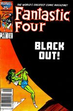 Fantastic Four 293