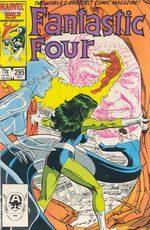 Fantastic Four 295