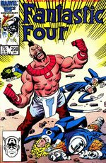 Fantastic Four 298