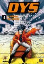 DYS 4 Global manga