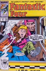 Fantastic Four 301
