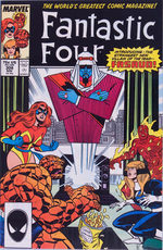 Fantastic Four 308