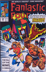 Fantastic Four 309
