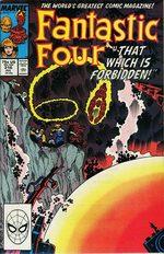 Fantastic Four 316