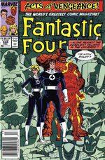 Fantastic Four 334