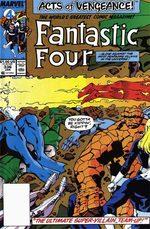 Fantastic Four 336