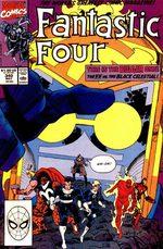 Fantastic Four 340