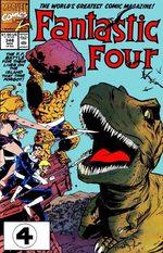 Fantastic Four 346