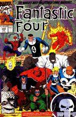 Fantastic Four 349