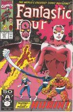 Fantastic Four 351