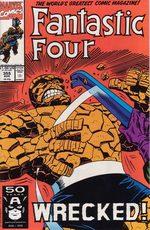 Fantastic Four 355