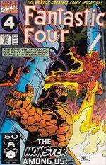 Fantastic Four 357