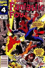 Fantastic Four 362
