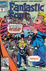 Fantastic Four 363