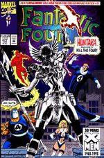 Fantastic Four 377