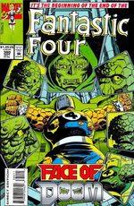Fantastic Four 380