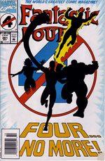 Fantastic Four 381