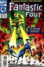 Fantastic Four 391