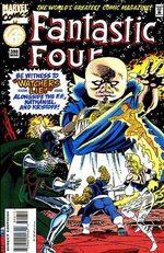 Fantastic Four 398