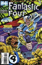 Fantastic Four 402