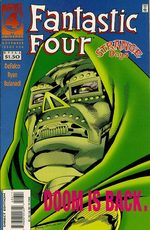 Fantastic Four 406