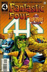 Fantastic Four 410