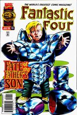 Fantastic Four 414
