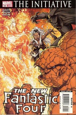 Fantastic Four # 544 Issues V1 Suite (2003 - 2011)