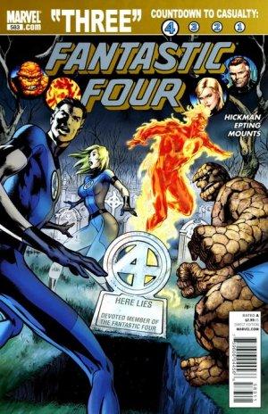 Fantastic Four # 583 Issues V1 Suite (2003 - 2011)