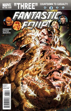 Fantastic Four # 584 Issues V1 Suite (2003 - 2011)