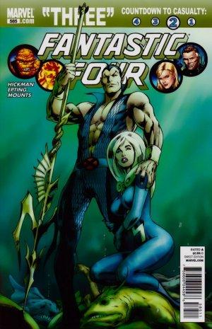 Fantastic Four # 585 Issues V1 Suite (2003 - 2011)