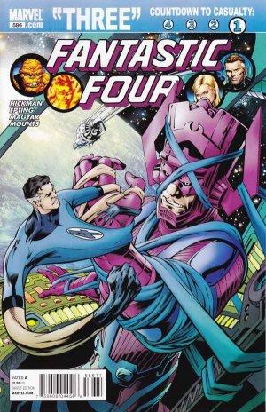Fantastic Four # 586 Issues V1 Suite (2003 - 2011)