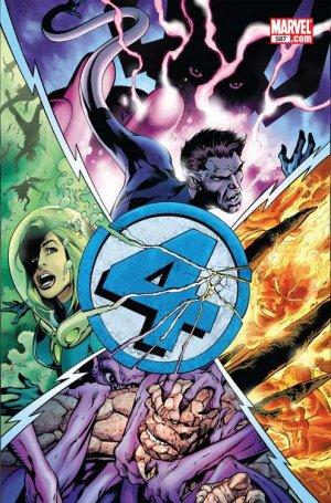 Fantastic Four # 587 Issues V1 Suite (2003 - 2011)