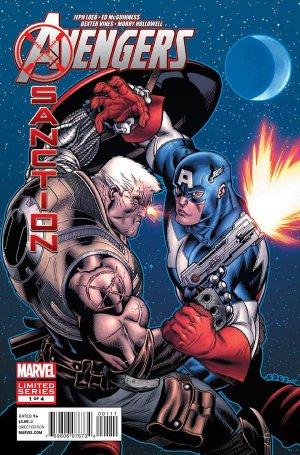 Avengers - X-Sanction édition Issues (2012)