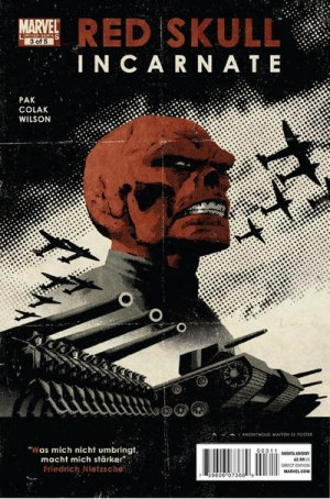 Red Skull - Incarné # 3 Issues