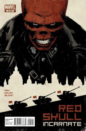 Red Skull - Incarné # 5 Issues